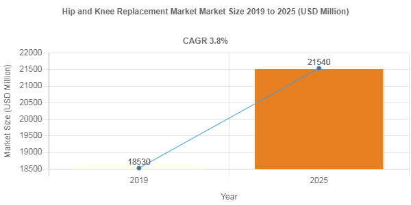 Hip and Knee Replacement Market