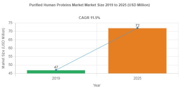 Purified Human Proteins Market