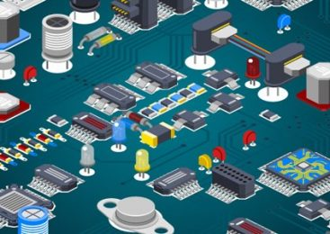 Mass chip production for Beidou navigation system devices in process